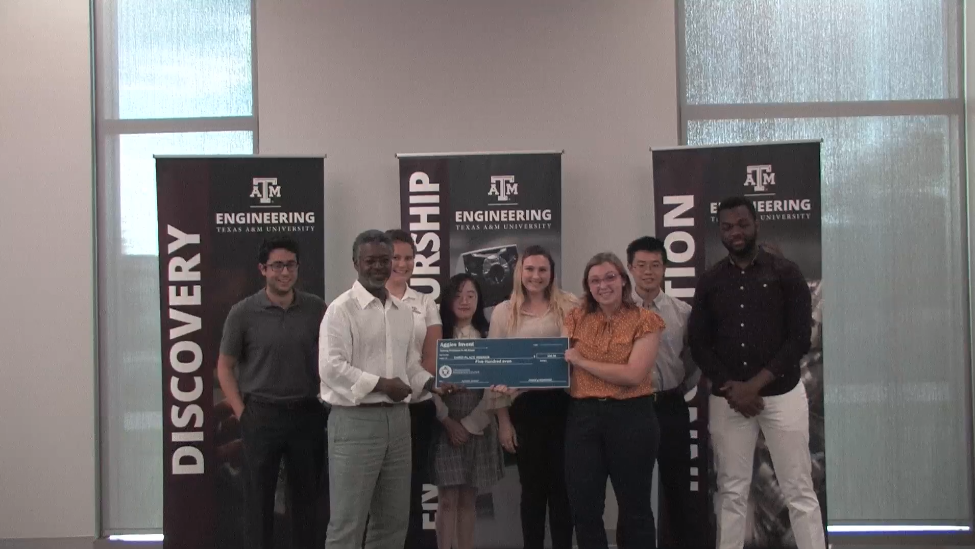 Winner Aggies Invent